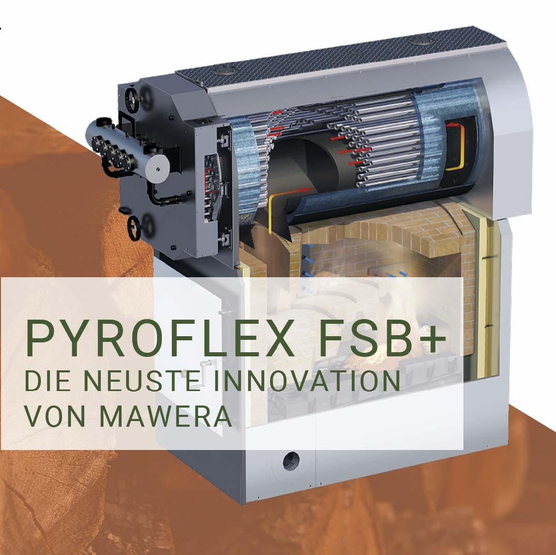 Pyroflex FSB unsere neueste Innovation